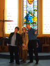 at Short Cross church on Mothering Sunday - 26 March 06